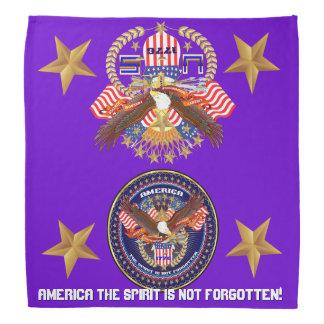 Patriotic or Veteran Important View About Design Head Kerchiefs