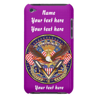 Patriotic or Veteran Pick one View Artist Comments Barely There iPod Cover