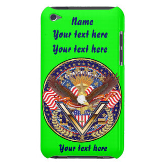 Patriotic or Veteran Pick one View Artist Comments Barely There iPod Covers