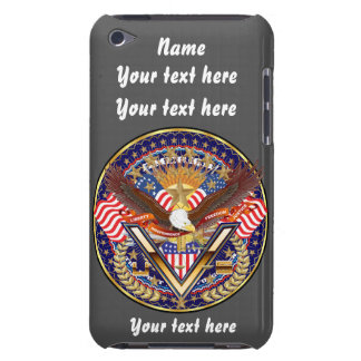 Patriotic or Veteran Pick one View Artist Comments Case-Mate iPod Touch Case