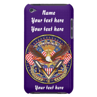 Patriotic or Veteran Pick one View Artist Comments iPod Case-Mate Cases