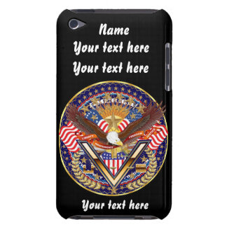 Patriotic or Veteran Pick one View Artist Comments iPod Touch Case
