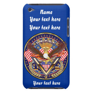 Patriotic or Veteran Pick one View Artist Comments iPod Touch Cases