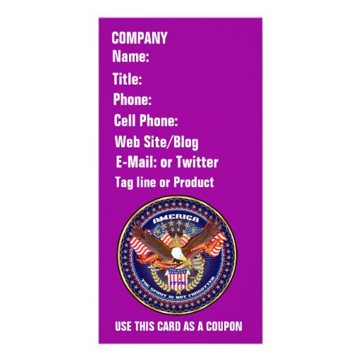 Patriotic or Veteran View Artist Comments Customized Photo Card