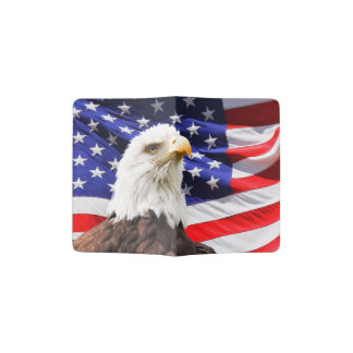 Patriotic Passport Holder