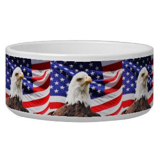 Patriotic Pet Bowl