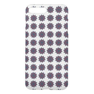 Patriotic Pinwheel iPhone 7 Plus Case