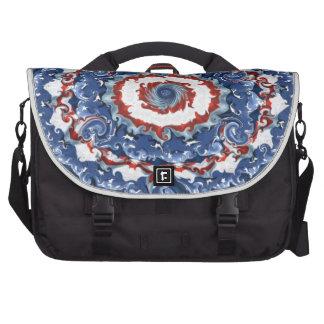 Patriotic Plasticity Commuter Bag