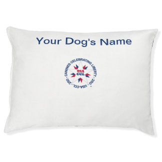 Patriotic Pooch/Dog Bed