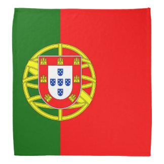 Patriotic Portuguese Flag Bandana