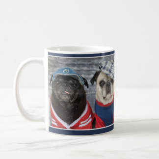 Patriotic Pug Mug