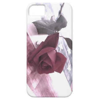 Patriotic Rose iPhone 5 Case