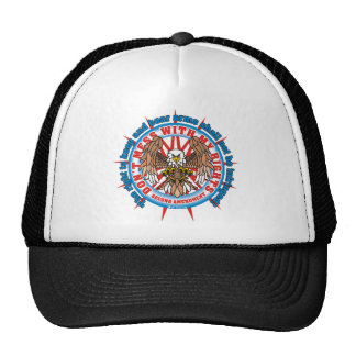 Patriotic Second Amendment Cap