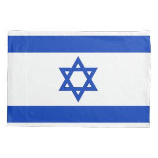 Patriotic Single Pillowcase flag of Israel