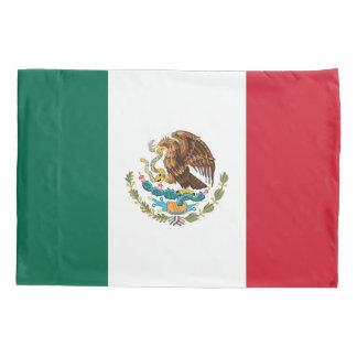 Patriotic Single Pillowcase flag of Mexico