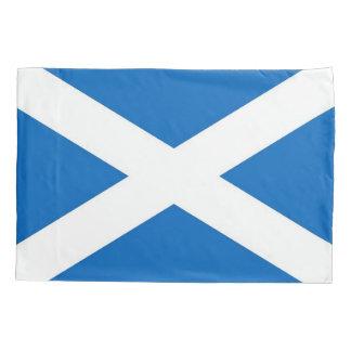 Patriotic Single Pillowcase flag of Scotland
