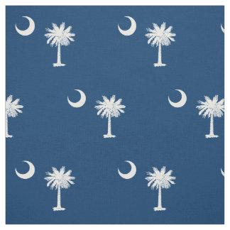 Patriotic South Carolina State Flag Fabric
