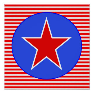 patriotic star 2 posters