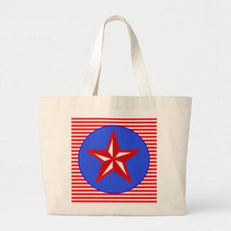 patriotic star bag
