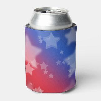 Patriotic Stars Cooler