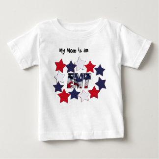 PATRIOTIC STARS EMT - EMERGENCY MEDICAL TECHNICIAN BABY T-Shirt