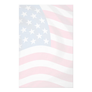 Patriotic Stationary Stationery