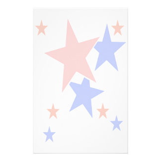 Patriotic Stationary Stationery Design