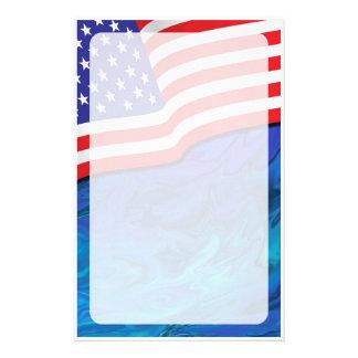 Patriotic Stationery 1