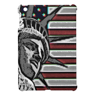 Patriotic Statue of Liberty Cover For The iPad Mini