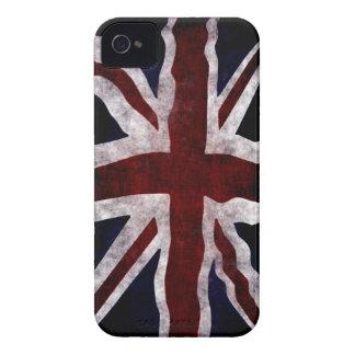 Patriotic Union Jack UK Union Flag iPhone 4 Cover
