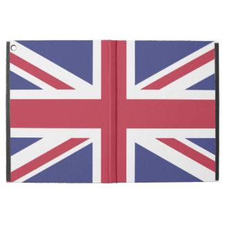 "Patriotic United Kingdom Flag iPad Pro 12.9"" Case"