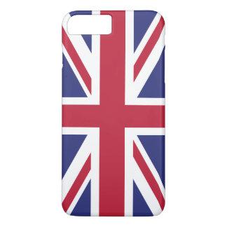 Patriotic United Kingdom Flag iPhone 7 Plus Case