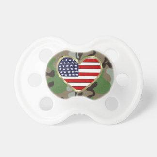 Patriotic USA Camo Dummy
