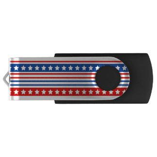 Patriotic USB Flash Drive