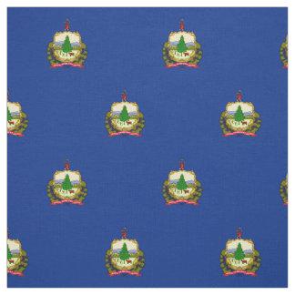 Patriotic Vermont State Flag