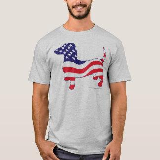 Patriotic-Weiner T-Shirt