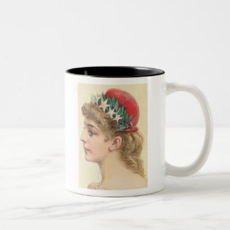 Patriotic Woman Mug