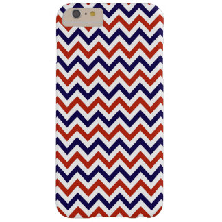 Patriotic Zigs & Zags Barely There iPhone 6 Plus Case