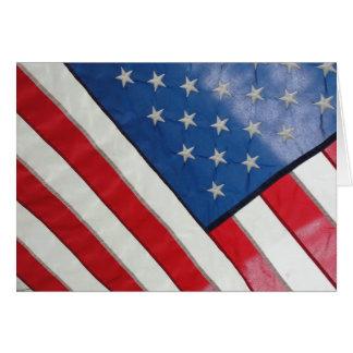 patriotism/american flag cards