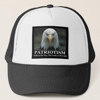 Patriotism and Prayers Trucker Hat