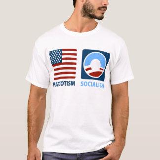 Patriotism or Socialism T-Shirt