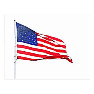 Patriotism Postcard