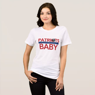 Patriots Baby Super Bowl New England Shirt