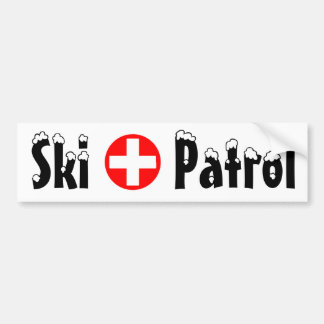 Patrol - Bumper Sticker