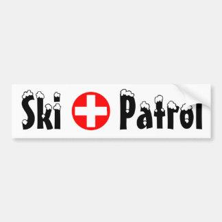 Patrol - Bumper Sticker Car Bumper Sticker