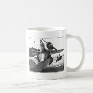 Patrol Plane Basic White Mug