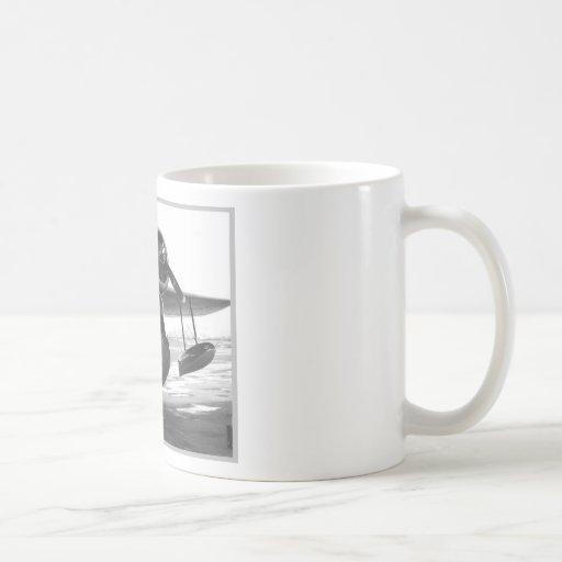 Patrol Plane Coffee Mugs