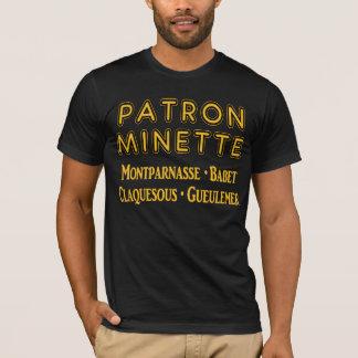 Patron-Minette T-Shirt