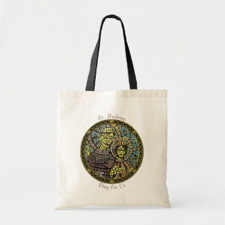 Patron Saint Of Lost Items St. Anthony Tote Bag