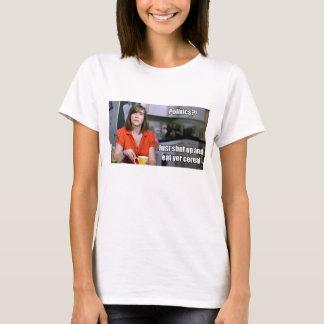 Patronising BT Lady T-Shirt